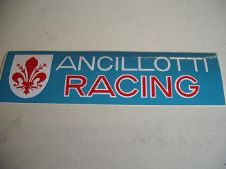 ANCILOTTI sticker